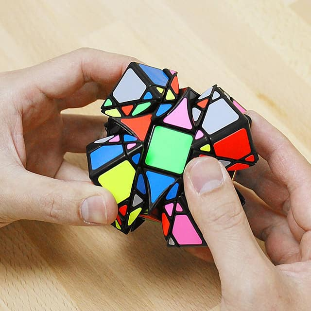 3X3X3 Magic Rubik's Cube