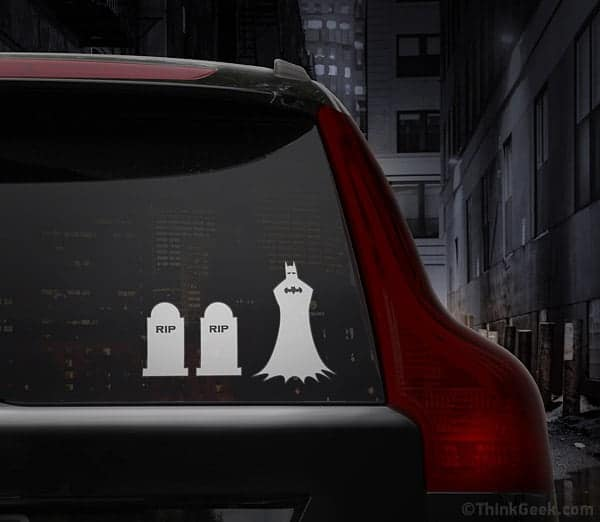 26 Unique Car Decals And Stickers For Your Ride 45