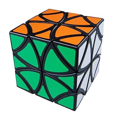 Curvy Rubik's Cube