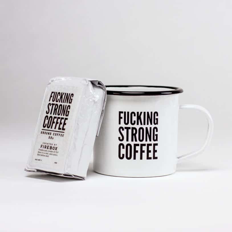 Fu#king Strong Coffee Mug