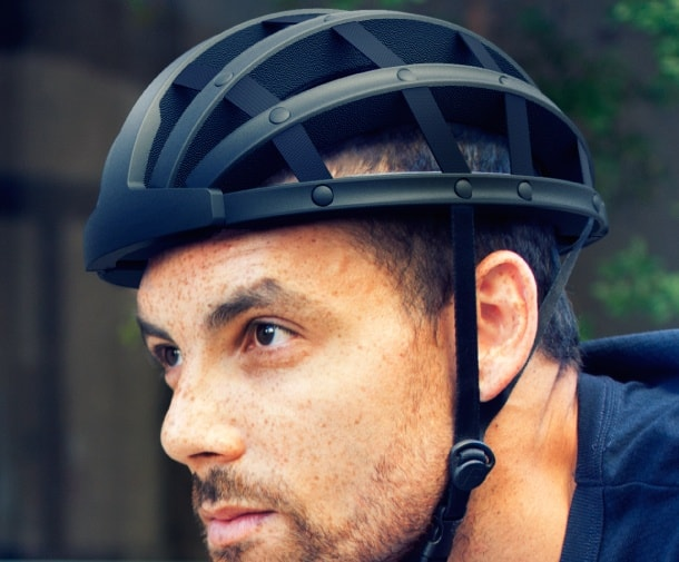 Fend Foldable Bicycle Helmet 2