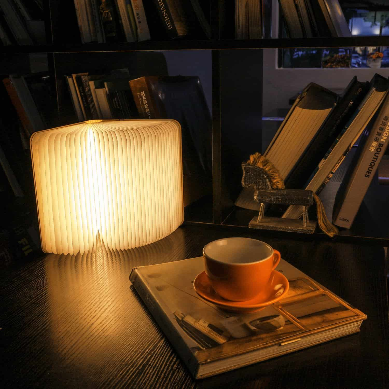 Foldable Book Light