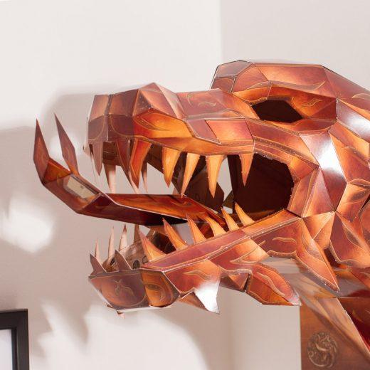 GOT House Targaryen Mask