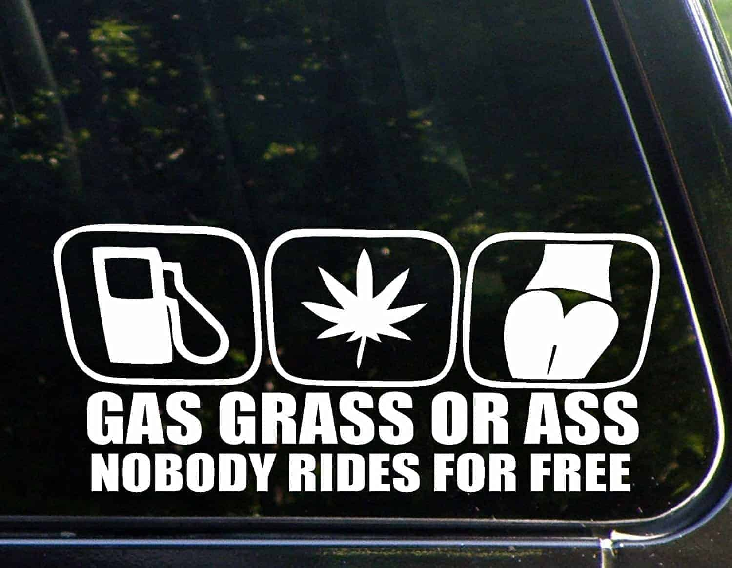 26 Unique Car Decals And Stickers For Your Ride 6