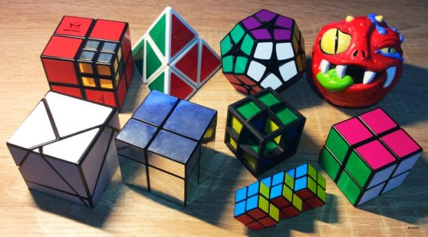 Get Your Hands On 22 The Most Hardest Rubik's Cubes To Solve 1