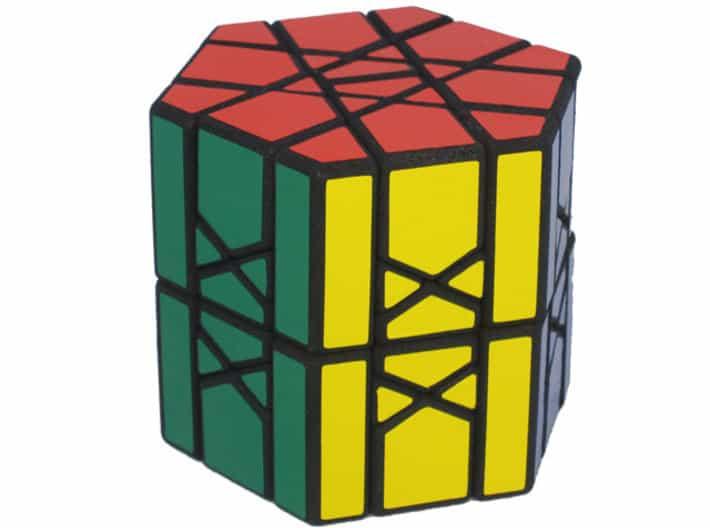 Hexed Rubik's Cube