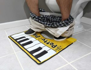 Hilarious Potty Piano