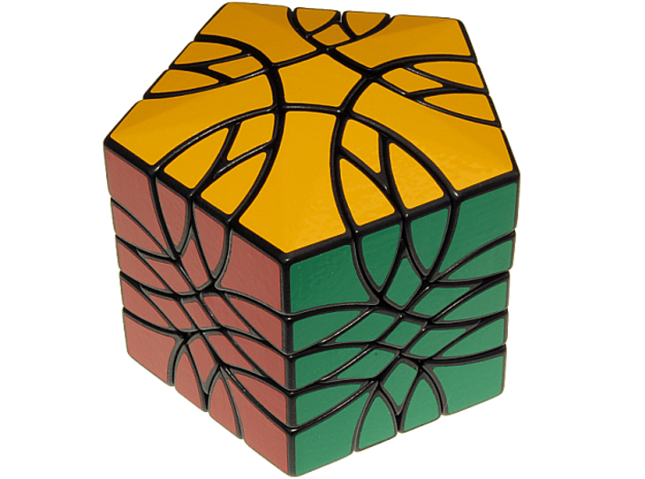 Pentagon Rubik's Cube