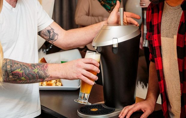 Portable Beer System