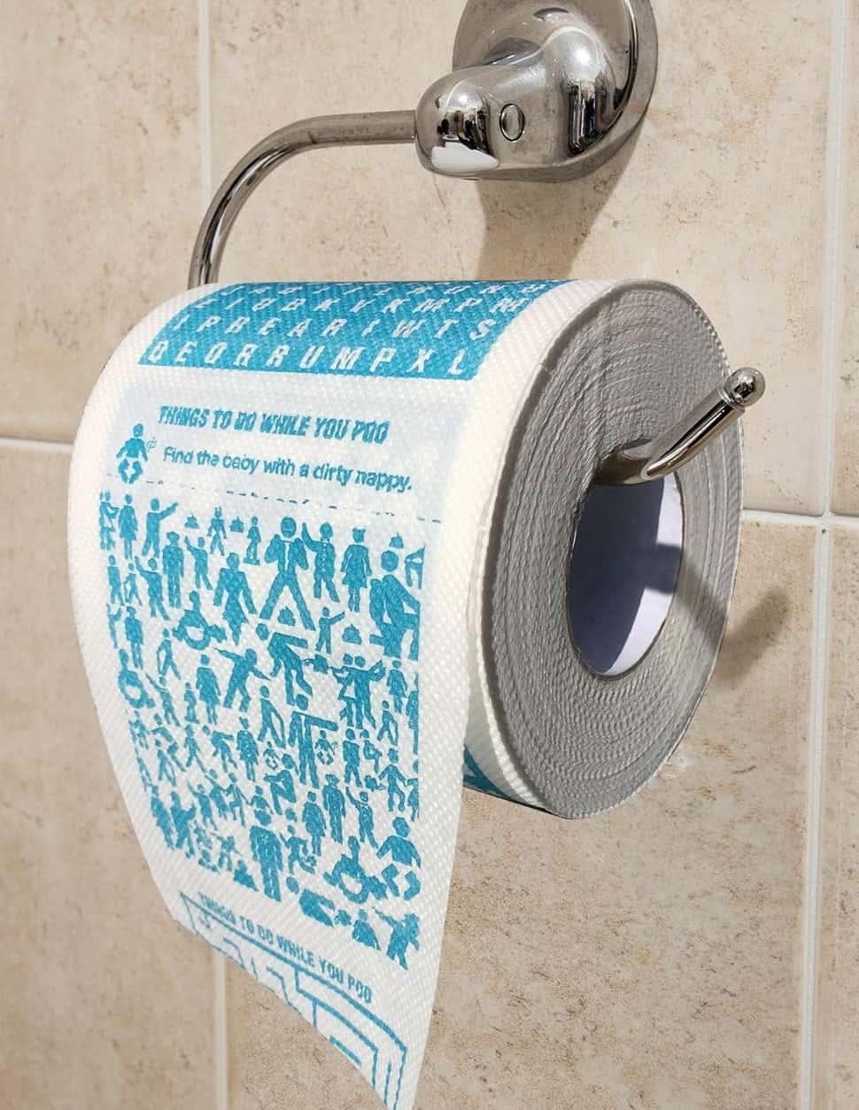 Creative Bathroom Toilet Games To Kill Your Bathroom Boredom