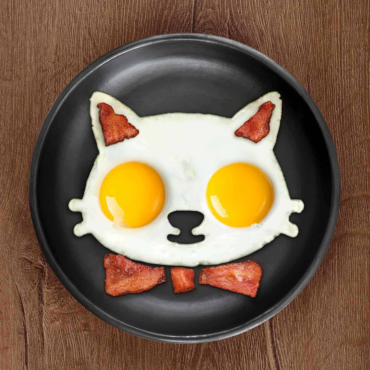 13 Most Creative Egg Molds For Fried And Boiled Eggs To Make Breakfast More Fun