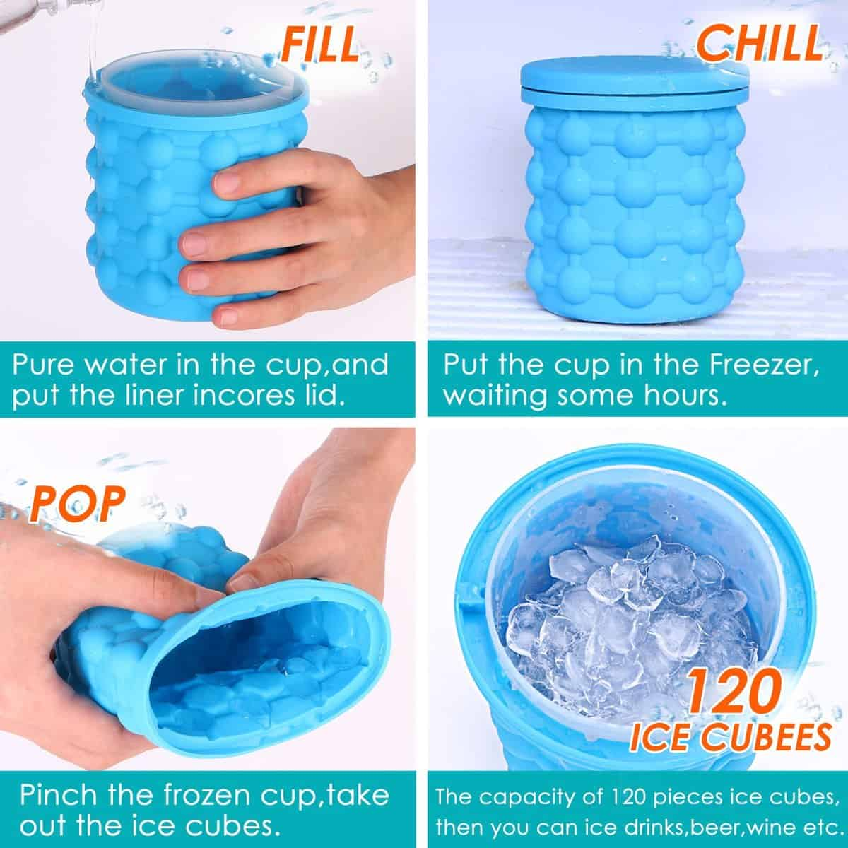22 Unique And Creative Ice Cube Trays You Can Buy This Summer 10