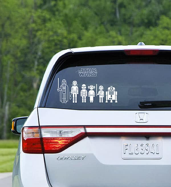Unique Car Decals And Stickers For Your Ride 20