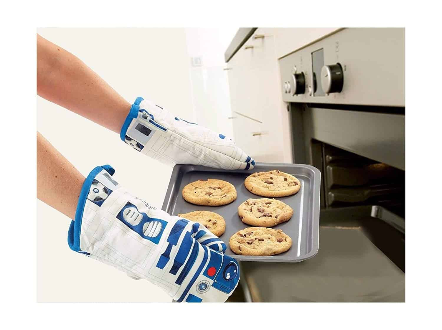 Star Wars Oven Mitts & Apron