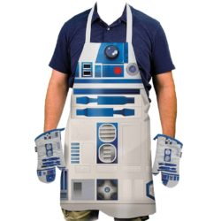 Star Wars R2-D2 Oven Mitts & Apron