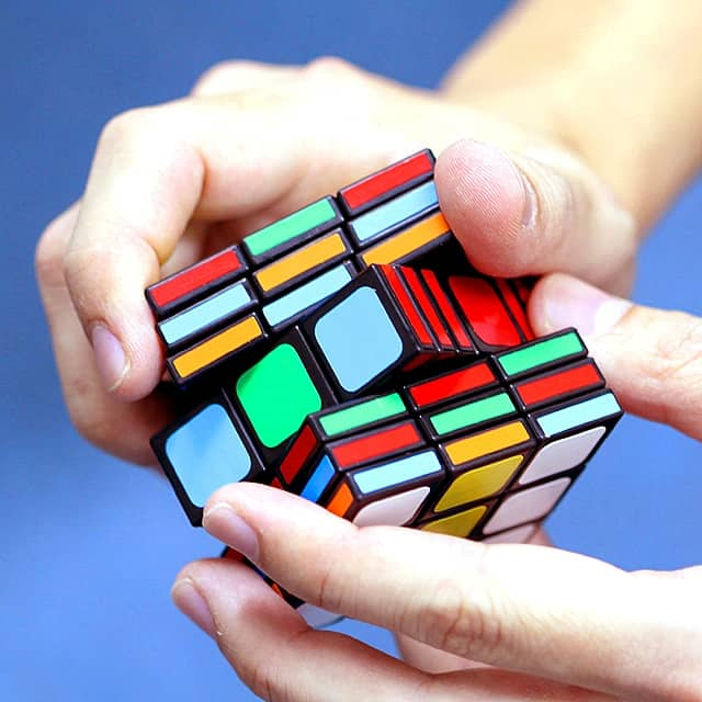 14 The Most Hardest Rubik's Cube Puzzles To Solve