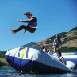 Body Launching Inflatable