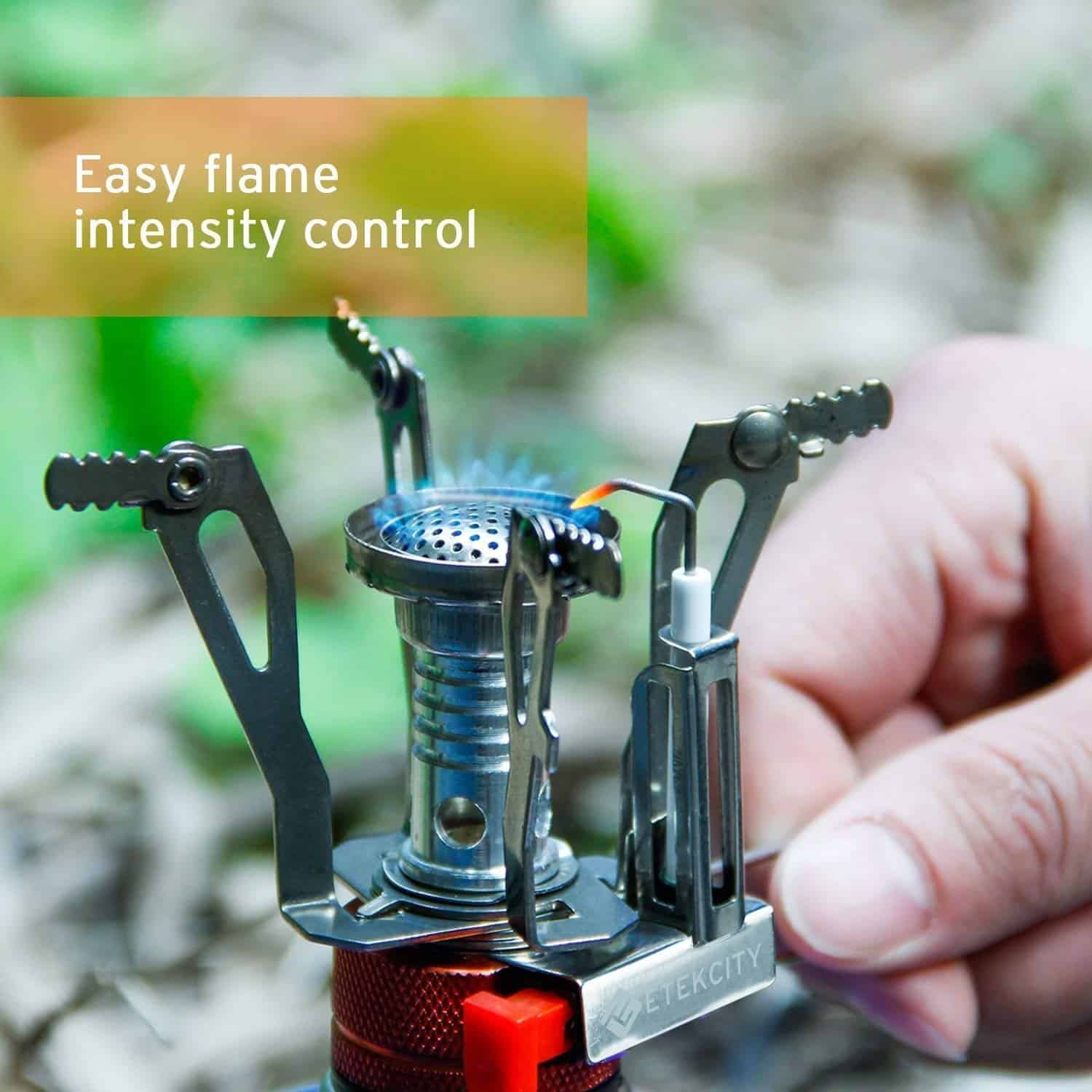 Ultralight Portable Camping Stove