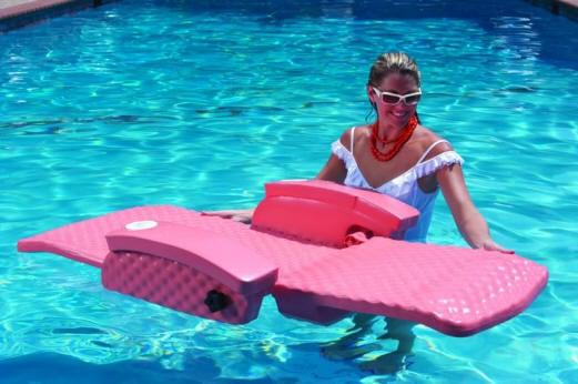 Adjustable Pool Recliner Float