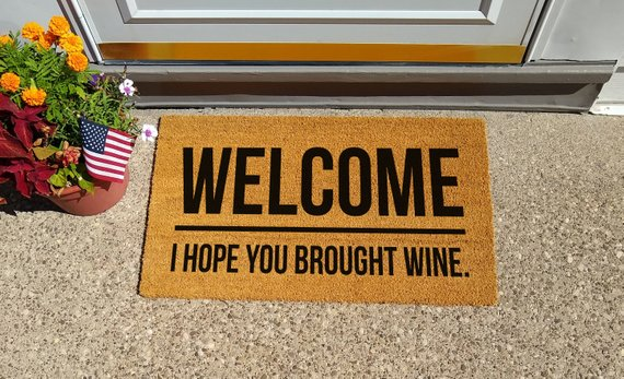 Funny Doormats To Welcome Your Guests