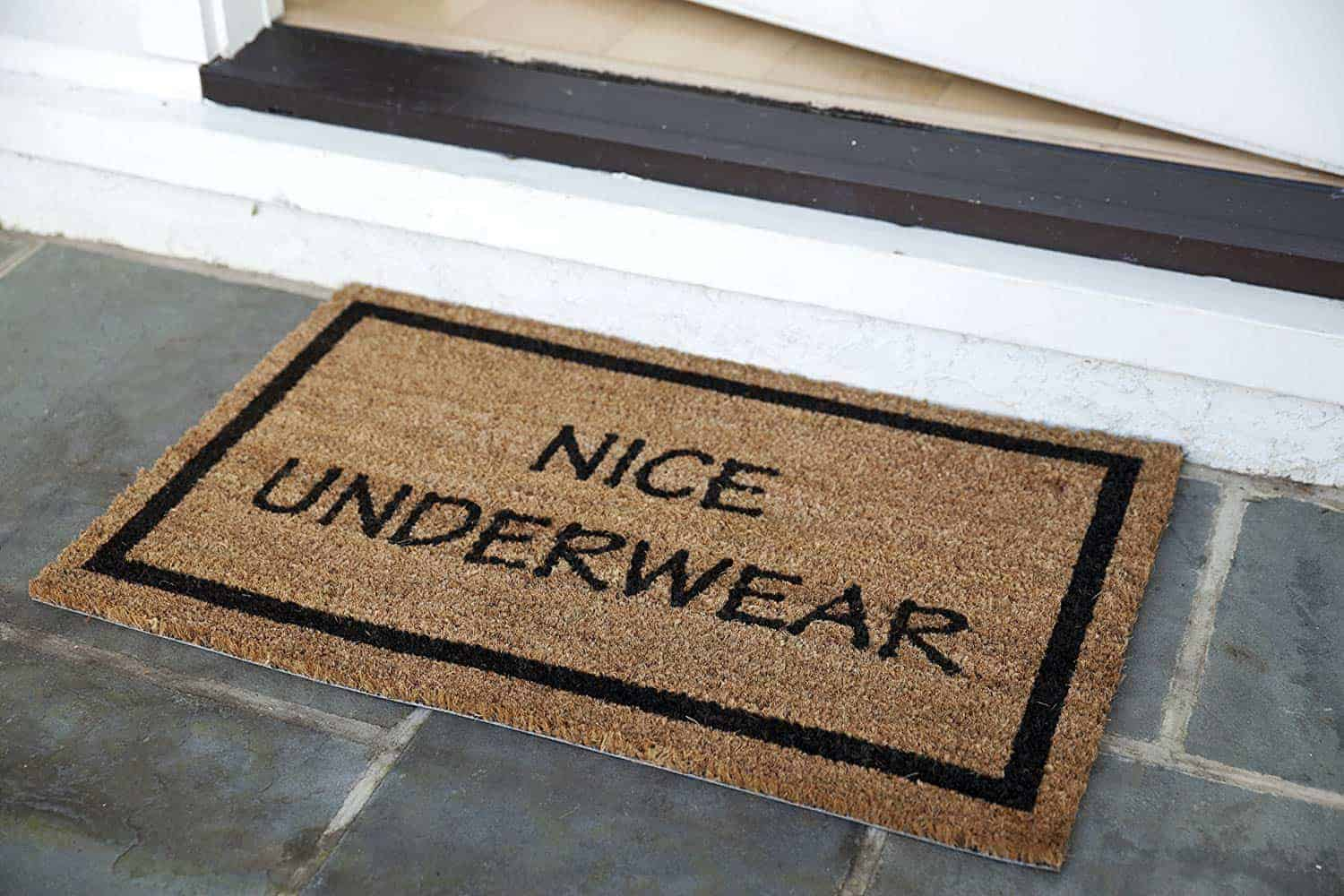 11 Funny Doormats To Welcome Your Guests In A Funniest Way
