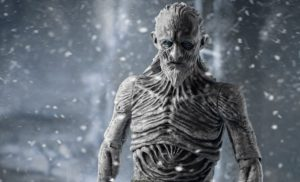 White Walker Collectible Figure