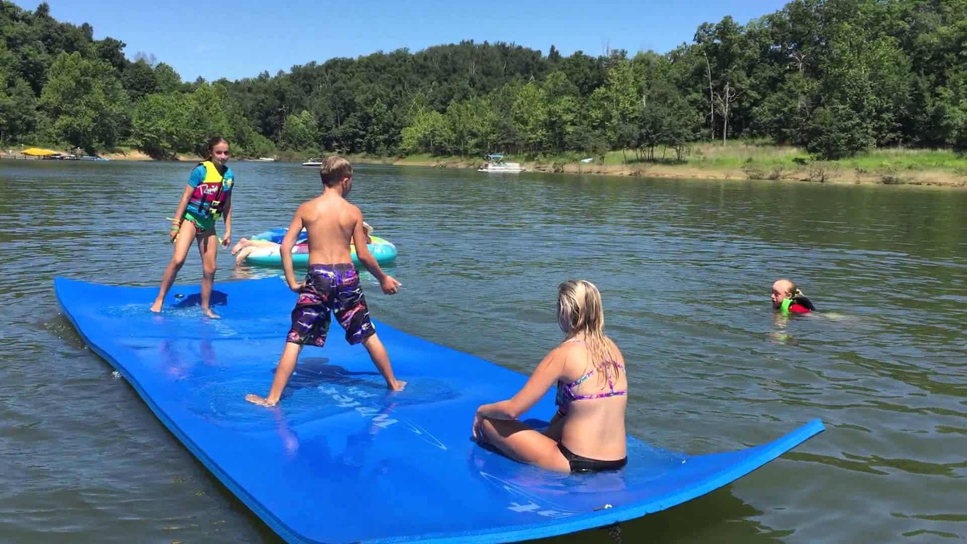 Floating Foam WaterMat