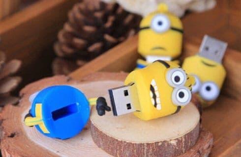 Minions USB Flash Drive