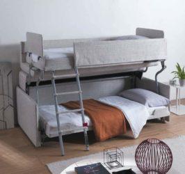 Palazzo Bunk Bed Sofa