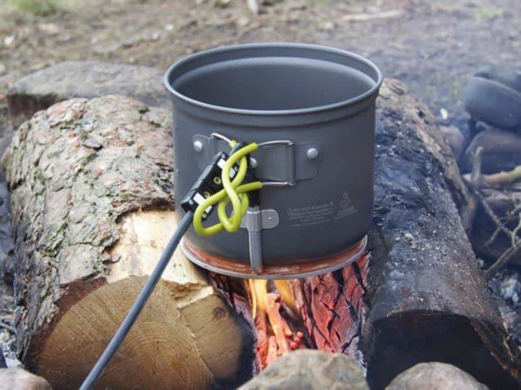 Portable Thermoelectric Generator