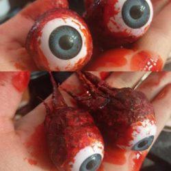 Eyeballs Halloween Prop