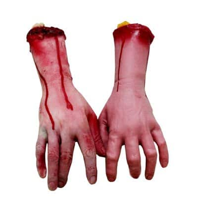 Fake Human Arms