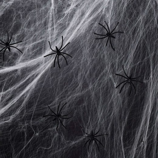 Fake Spiders and Webs