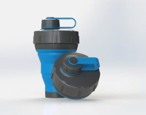 GoPUCC Collapsible Water Bottle