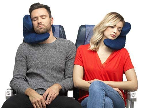 J Shaped Travel Pillow