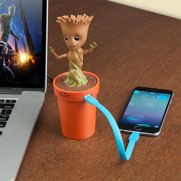 Marvel Groot USB Charger