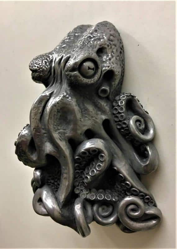 Octopus Bottle Opener