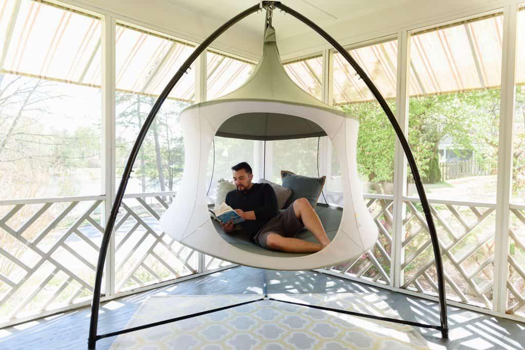 Treepod Hanging House 3