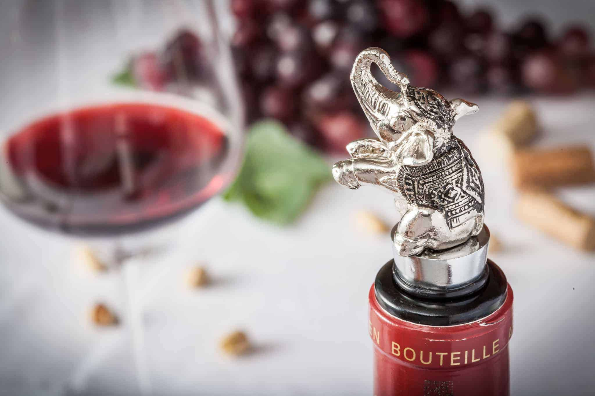 Unique Wine Stoppers To Preserve Your Best Bottles On This Holiday Season 52