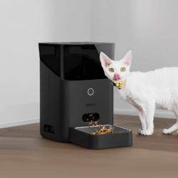 Automatic Wi-Fi Pet Feeder