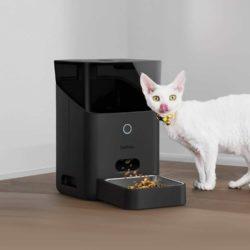 Automatic Wi-Fi Pet Feeder
