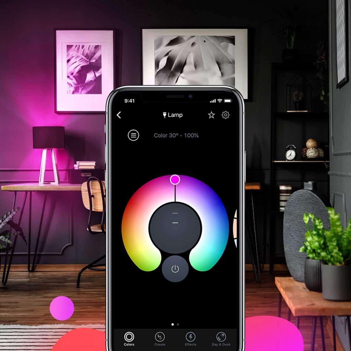 LIFX Wi-Fi Smart LED Bulb