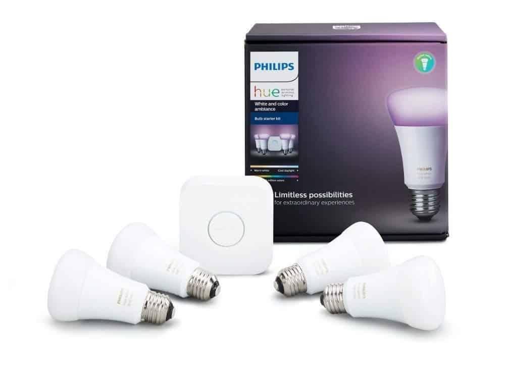 Philips Hue LED Smart Bulb