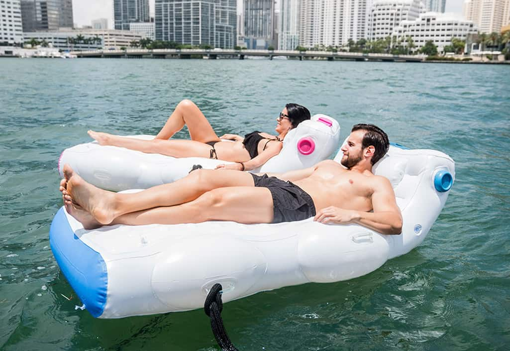 Soundfloat Water Lounger Pool Float