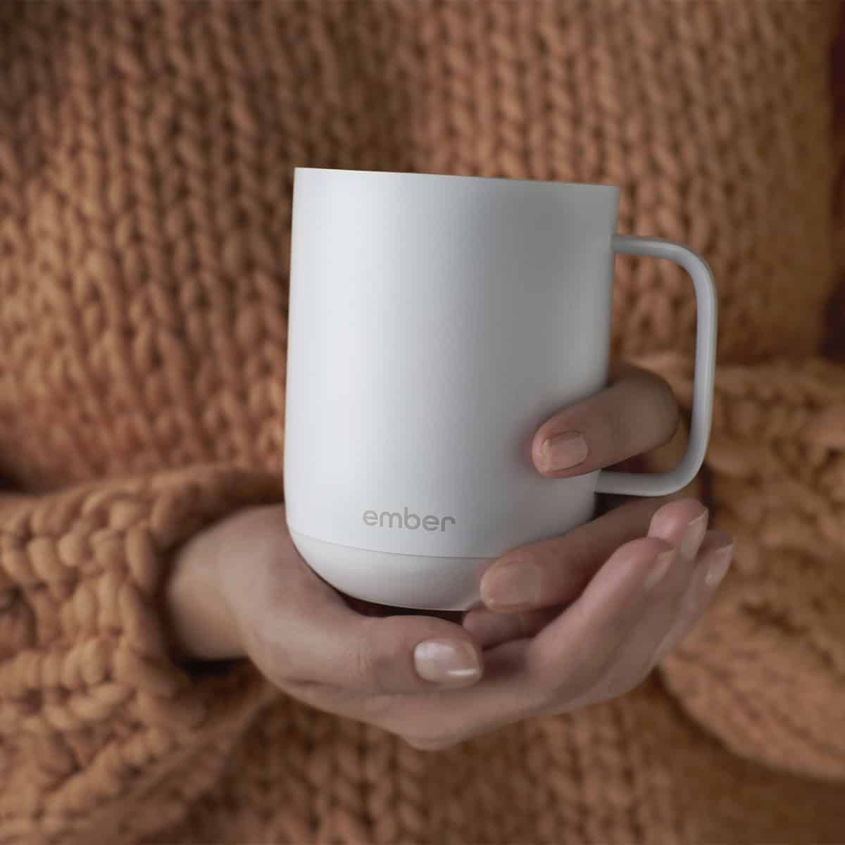 Temperature Control Ceramic Mug
