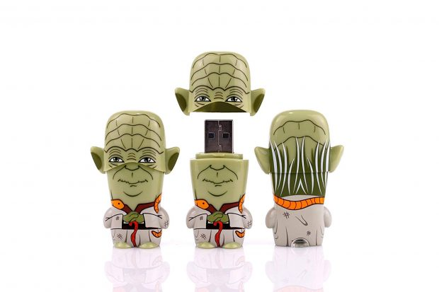 Yoda Star Wars USB Flash Drive