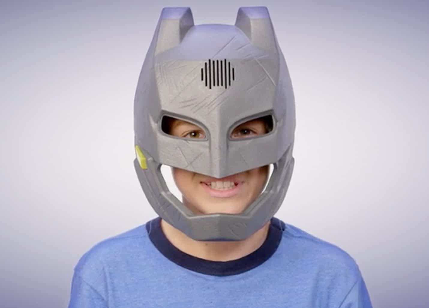 Batman Voice Changer Mask