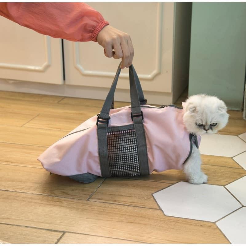 Cat Grooming Bag