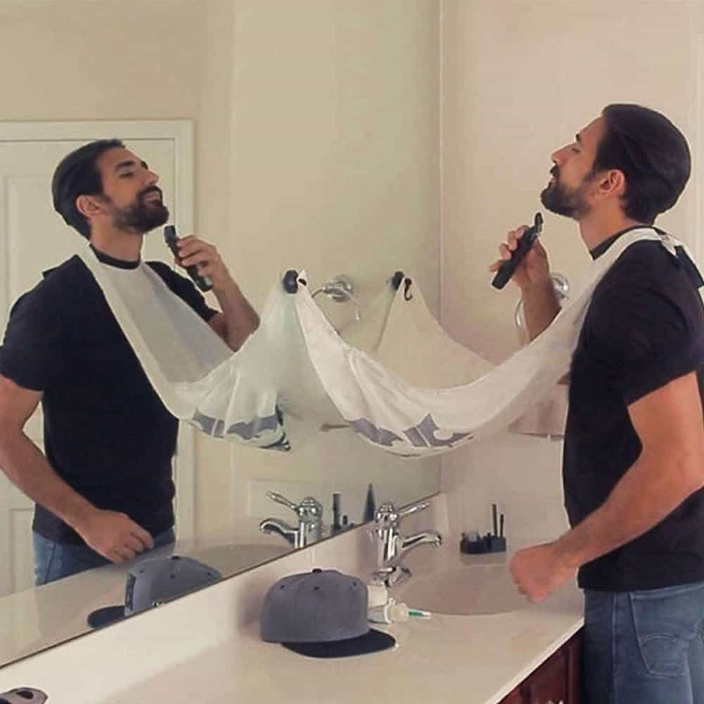 Creative Shaving Apron