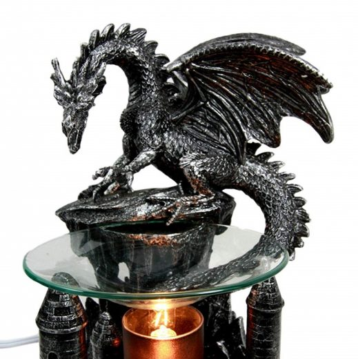 Dragon Electric Oil Burner